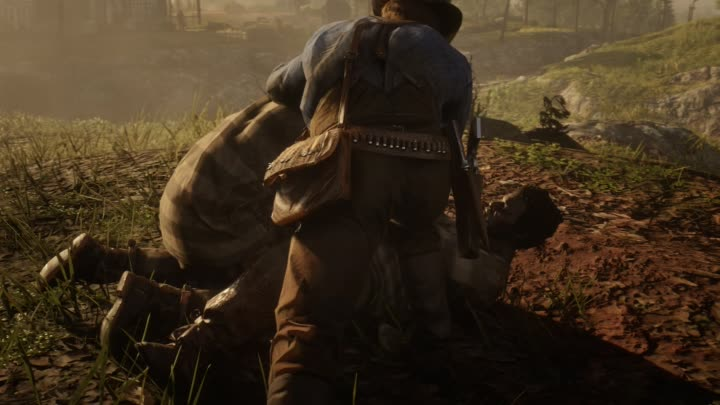 Видео: Red Dead Redemption 2: Official Gameplay Video Part 2