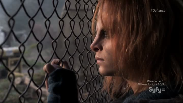 Видео: Defiance - S01 E09 - If I Ever Leave This World Alive (720p HDTV)