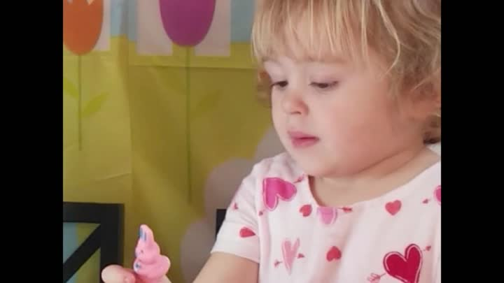 Видео: The Bunny House With Baylee and Dylon