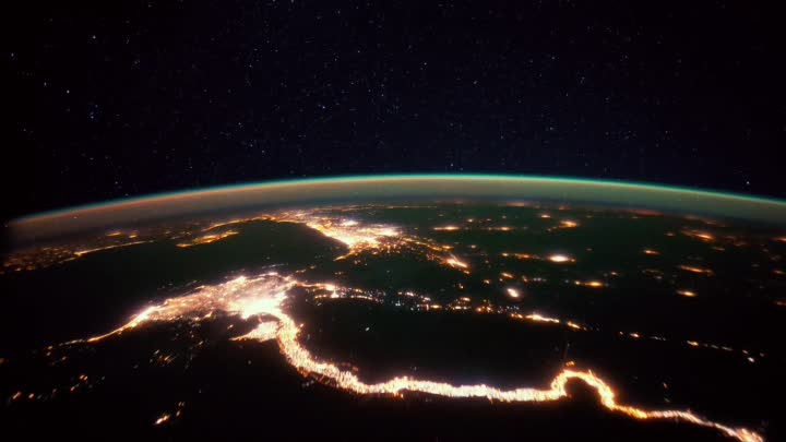 ISS Symphony - Timelapse of Earth from International Space Station   4K