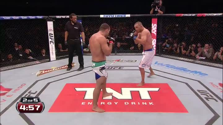 Fight Night New Orleans Free Fight: Dan Henderson vs. Shogun Rua