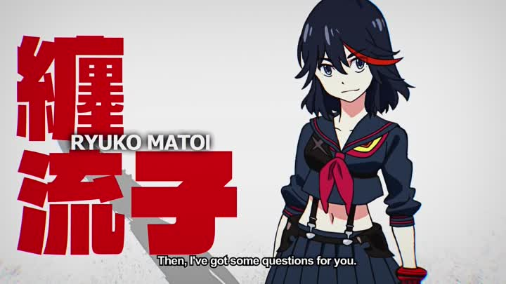 Видео: Kill la Kill the Game: IF Anime Expo 2018 Trailer / 「キルラキル ザ・ゲーム -異布-」Anime Expo 2018 トレーラー