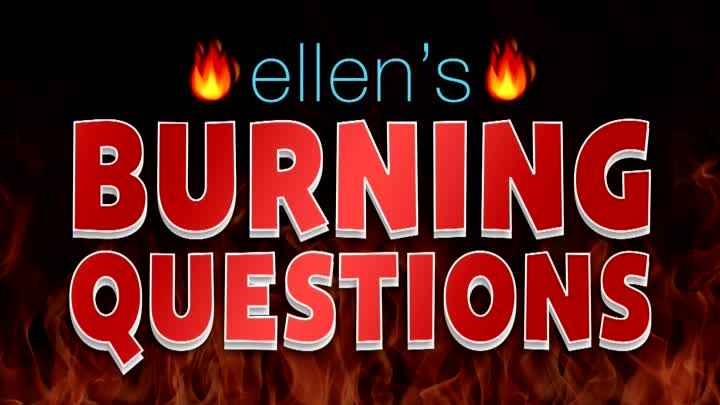 Видео: Colin Farrell and Ellen Answer Ellen's Burning Questions