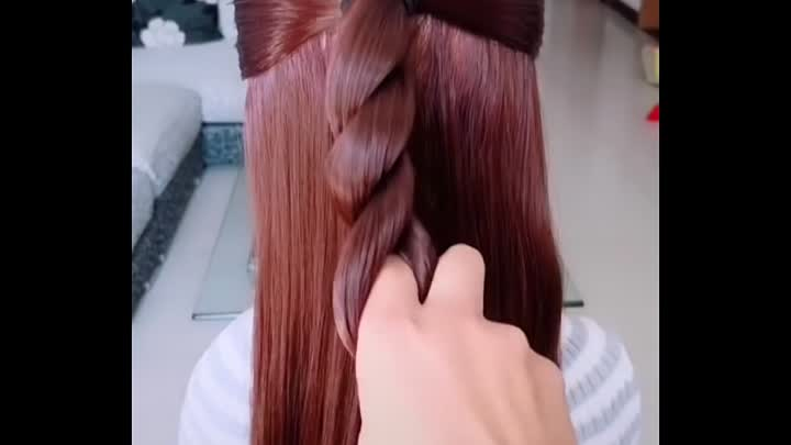 Видео: Easy Hair Style for Long Hair | TOP 25 Amazing Hairstyles Tutorials Compilation 2018 | Part 126