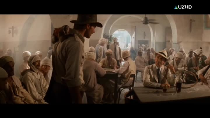 Видео: Indiana jones HD