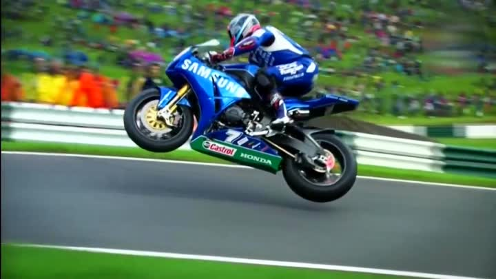 MotoGP: bikers can fly