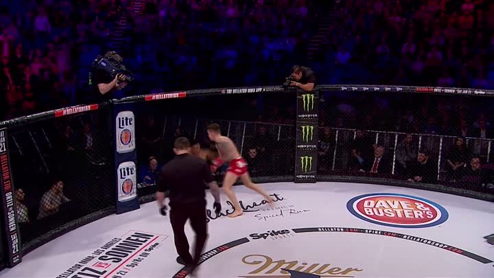Видео: Bellator 204_ James Gallagher is back