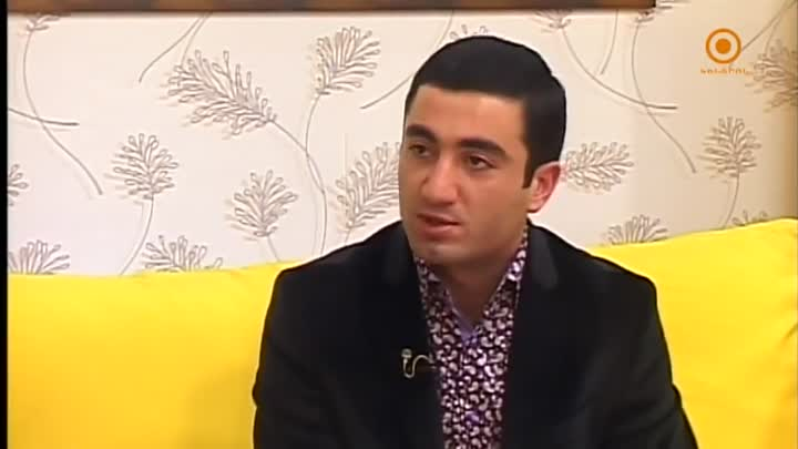 Said Avdalyan. Speaking about some issues within Yezidi traditions in Kentron TV