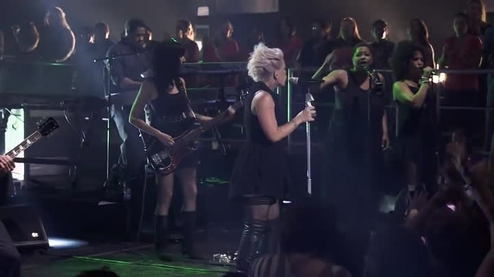 Видео: P!nk - Slut Like You (The Truth About Love - Live From Los Angeles)