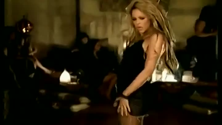 Shakira - Objection (Tango) (Official Eric Kupper's 12 Inch Club Edit Video) 2002