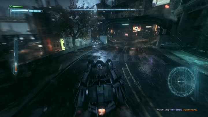 Batman Arkham Knight | серия 13 | Готэм в огне | Теневая война