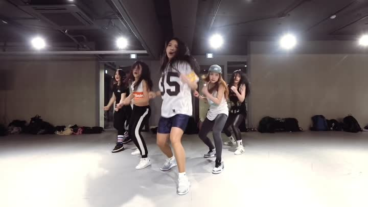 Mina Myoung Choreography / Workshop / Beyonce - 7/11