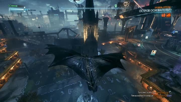 Batman Arkham Knight | серия 17 | Король дороги | Долг зовет