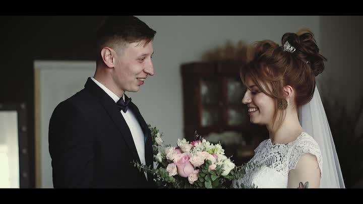 Видео: Wedding Clip 2 Konstantin & Anastasia 09.06.2018 (Aleksandr Burlev production).mp4
