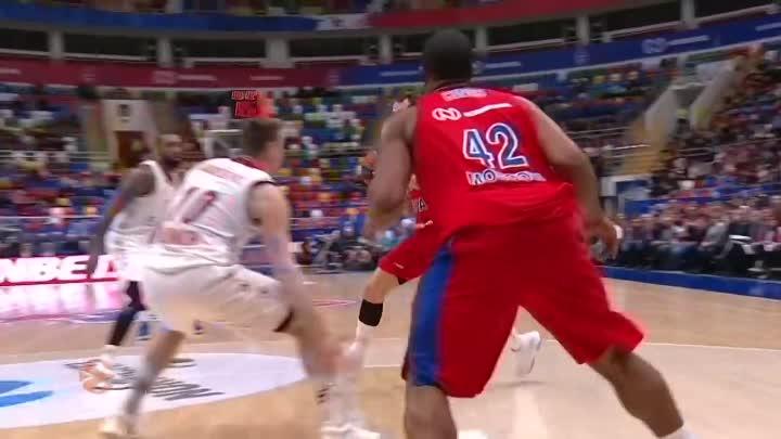 Видео: CSKA Moscow - FC Bayern Munich Highlights _ Turkish Airlines EuroLeague RS Round