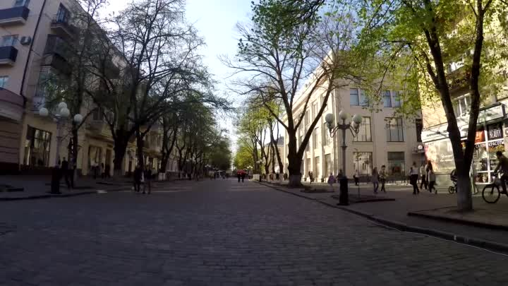 Видео: [Spring] Poltava in UltraHD Phantom 2 & GoPro 4 Black Edition 4k