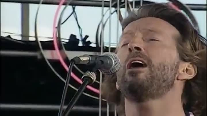 Видео: Eric Clapton - Before You Accuse Me (Knebworth 1990)