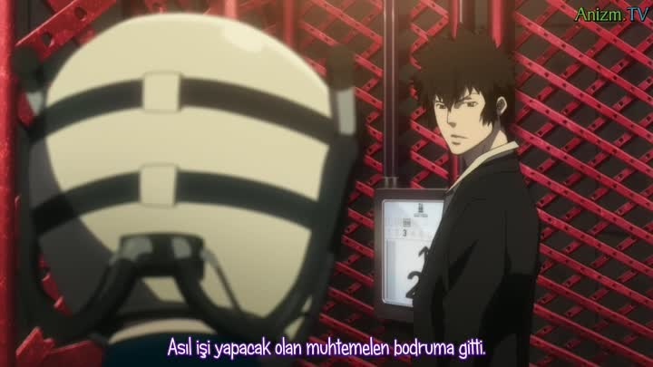 Видео: [www.Anizm.TV] Psycho Pass 1. Sezon 16. Bölüm