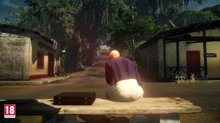 Видео: Official HITMAN™ 2 – How to Hitman: The Briefcase