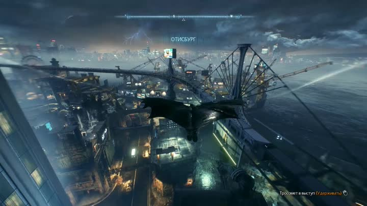 Batman Arkham Knight | серия 36 | Пингвин | Природа