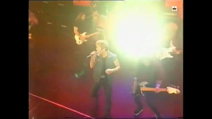 Видео: Iron Maiden - The Wicker Man • (Top Of The Pops 19 May 2000)