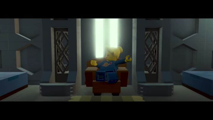 Видео: LEGO Fallout - Gameplay Trailer