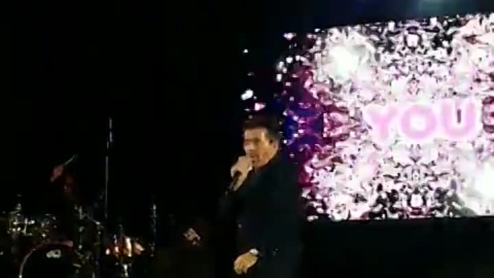 Видео: Thomas Anders - You Are Not Alone 18.08.2018 Los-Angeles (USA)