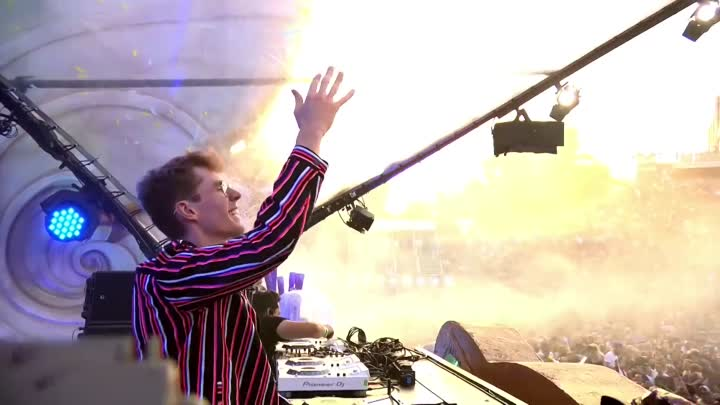 Fisher - Losing It - Lost Frequencies Live At Tomorrowland 2018