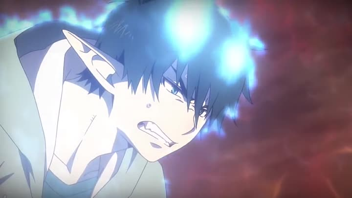 Видео: Ao no Exorcist Kyoto Fujouou Hen - NIGHTMARE 「AMV」 HD