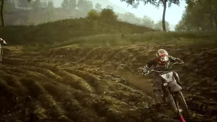 Видео: Monster Energy Supercross — The Official Videogame 2 — трейлер запуска