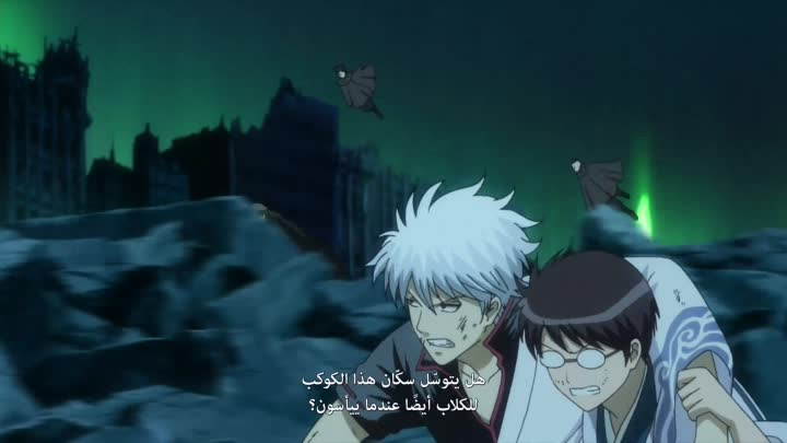 Видео: [OKanime] Gintama. Shirogane no Tamashii-hen 2nd Season - 05 [1080p][Multiple Subtitle] (2)
