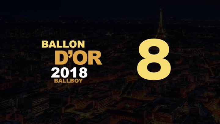 Видео: Ballon D'or 2018 RATINGS so far. [JULY] Top 10 Best Football Players of 2018