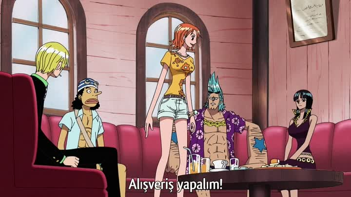 Видео: [AnimeOu]_One_Piece_400_[720p][596AFAFA]