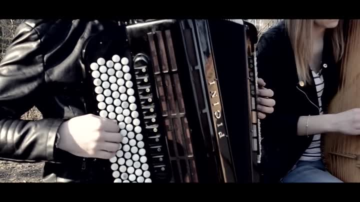 Metallica - Nothing else matters BANDURA & ACCORDION Cover