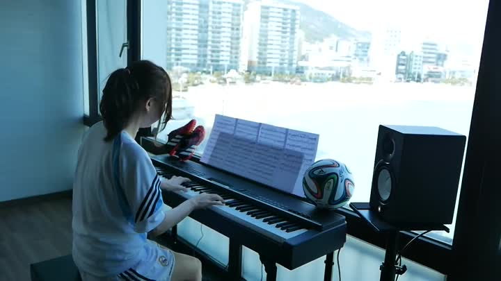 UEFA Champions League Main Theme - Piano Ver. by VikaKim