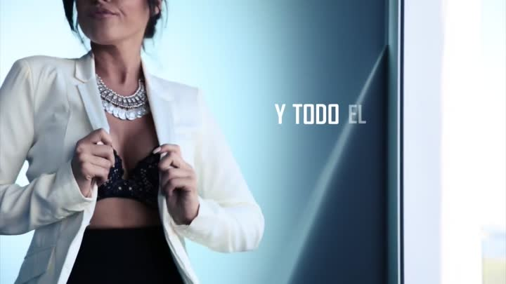Baddest Girl in Town ft. Mohombi & Wisin (Official Lyric Video)