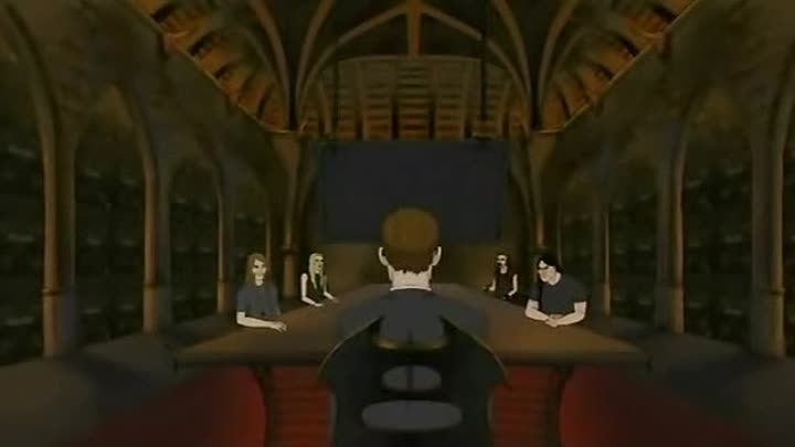 Metalocalypse - 1x03 - Happy Dethday (a.k.a. Birthdayface)