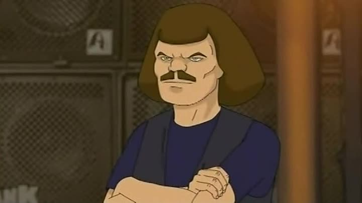 Metalocalypse - 1x12 - Murdering Outside the Box