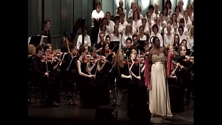 Видео: Gershwin_ Summertime _ Marie-Josée Lord, soprano _ Julien Proulx, direction