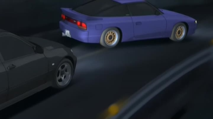 Initial D Extra Stage 2 [GitS_&_SibVic_&_Animereactor.ru][tfile.ru]