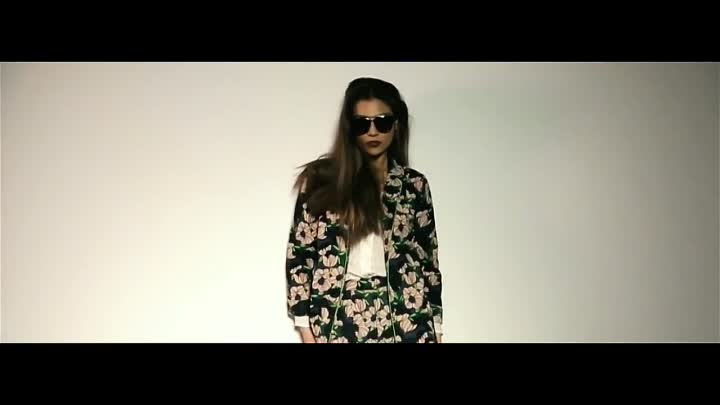 Видео: Magdalena Zalejska Fashion Model - Nicholas Visuals - Promo - London 2015.mp4