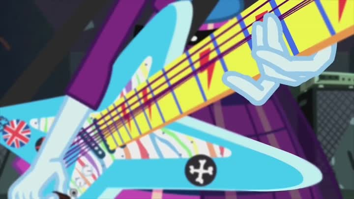 Видео: HDMulti.net MLP - Equestria Girls - Rainbow Rocks - Friendship Through the Ages Music Video