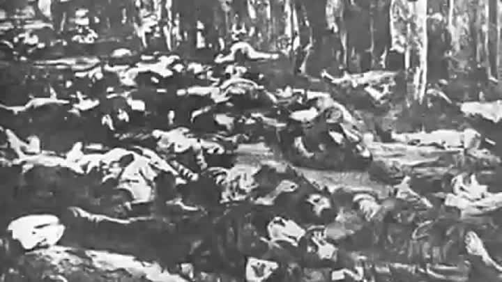 THE ARMENIAN GENOCIDE - 1.500.000 VICTIMS / ГЕНОЦИД АРМЯН - 1.500.000 ЖЕРТВ