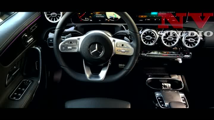 Видео: NEW 2019 - Mercedes A Class AMG A200 and A35 - Interior and Exterior 4K