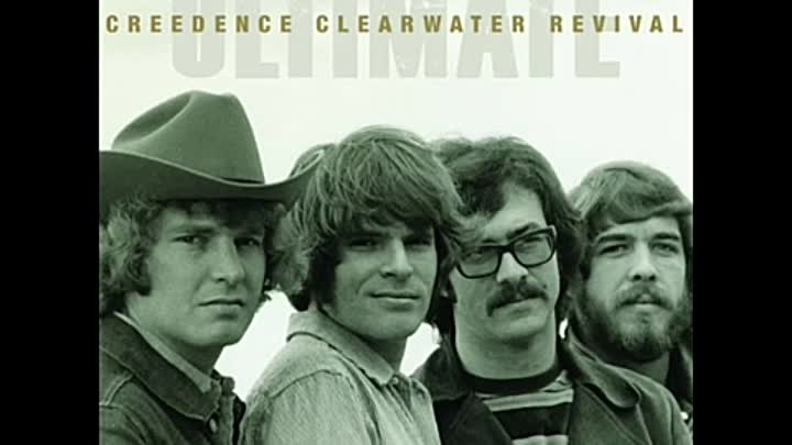 Видео: Creedence Clearwater Revival_ Before You Accuse Me (Greatest Hits)👻