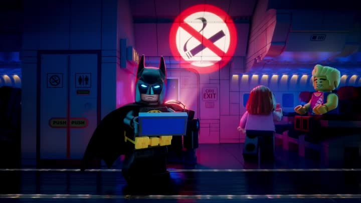 Видео: Turkish Airlines: Safety Video with The LEGO Movie Characters
