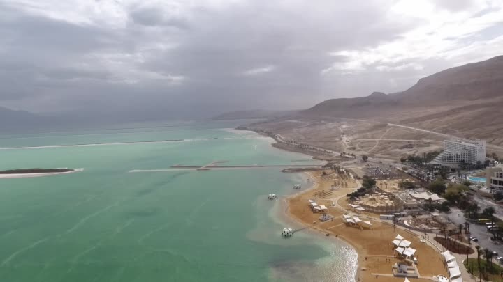 Видео: V L O G. A drone in the sky above the dead sea and the desert. Israel. 2 Series.