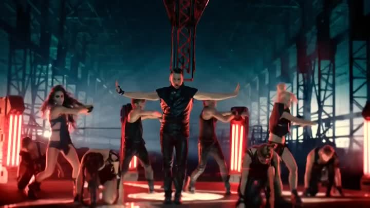 СЕРГЕЙ ЛАЗАРЕВ NEW SONG Electric touch (OFFICIAL VIDEO 2011) SERGEY LAZAREV