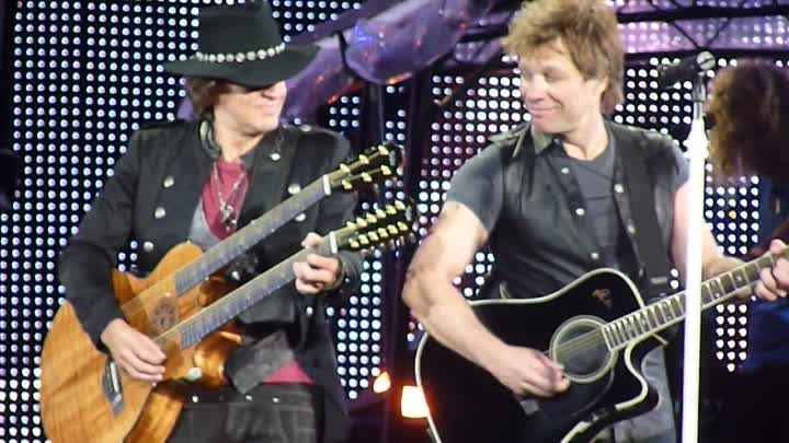 Bon Jovi - Wanted Dead Or Alive, Mannheim 2011