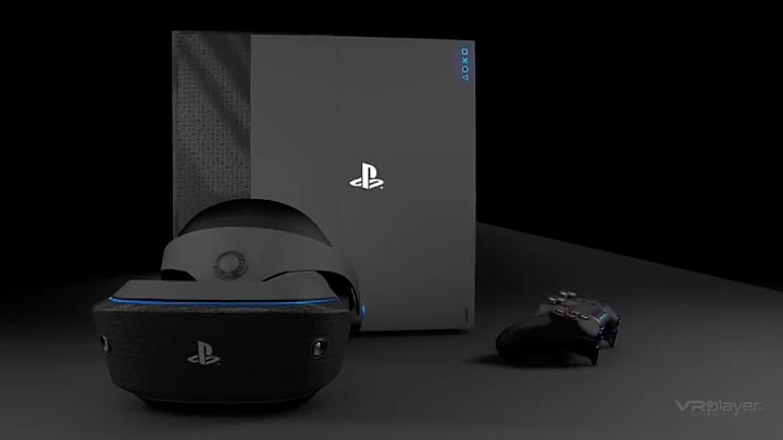 Sony PlayStation 5 - PS5 Concept Design Trailer, Welcome to